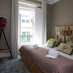 Chambre 407 - Passport Hostel Lisbonne