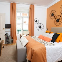 Quarto 405 - Passport Hostel Lisboa