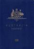 Passport cover of Australia MOST POWERFUL PASSPORT RANK