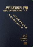 Passport cover of Bosnia and Herzegovina