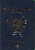 Passport cover of Congo (Dem. Rep.)