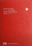 Passport cover of Switzerland