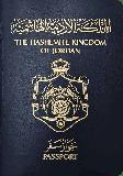 Passport cover of Jordan
