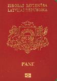 Passport cover of Latvia