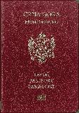 Passport cover of Montenegro