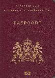 Passport cover of Netherlands