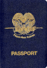 Passport cover of Papua New Guinea