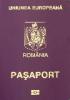 Passport cover of Romania MOST POWERFUL PASSPORT RANK