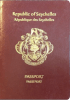 Passport cover of Seychelles MOST POWERFUL PASSPORT RANK
