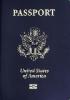 Passport cover of United States of America MOST POWERFUL PASSPORT RANK