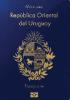 Passport cover of Uruguay MOST POWERFUL PASSPORT RANK