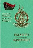 Passport cover of Vanuatu