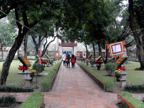 1 Hanoi Temple of Literature