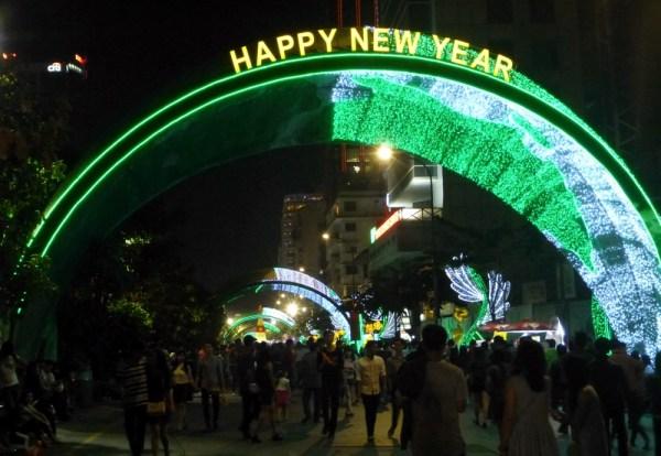 2 Ho Chi Minh New Year