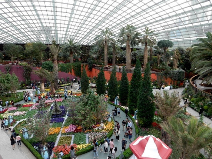 A Visit to Gardens by the Bay