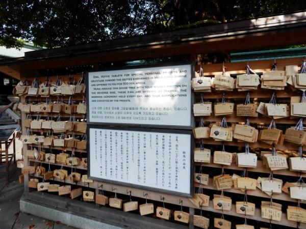 7 Meiji Jingu Wishes