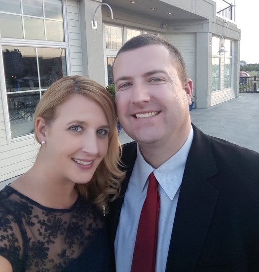 Chris and Kerri Wedding Jersey City