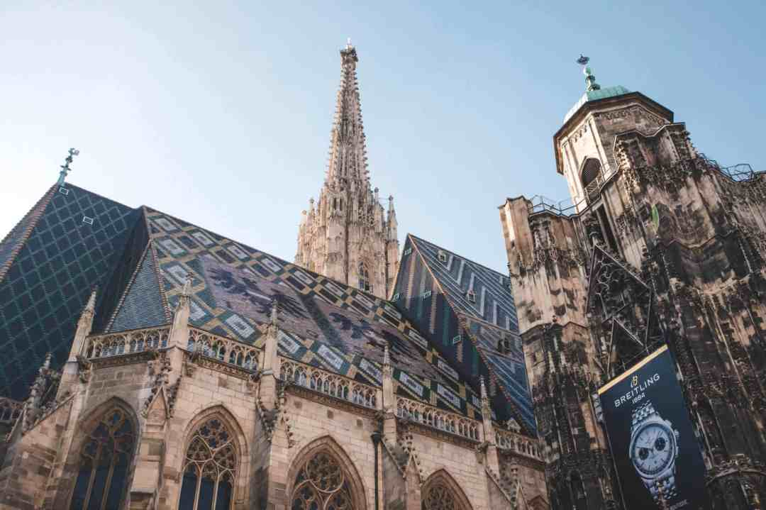 St. Stephan's Cathedral - Vienna