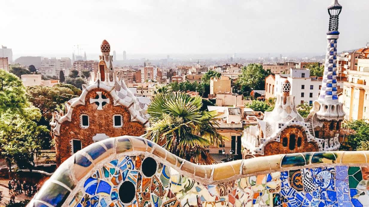Ultimate Guide to Barcelona - Parc Guell