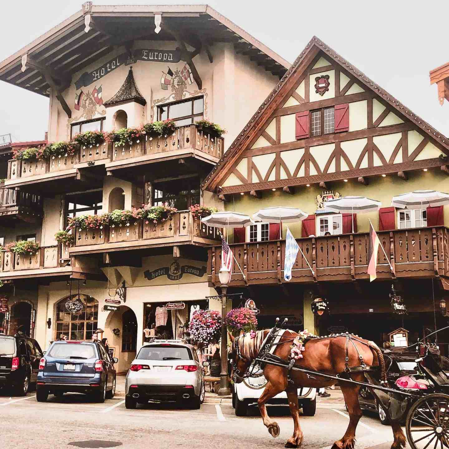 24 Hours in Washington's Bavarian Village – Leavenworth