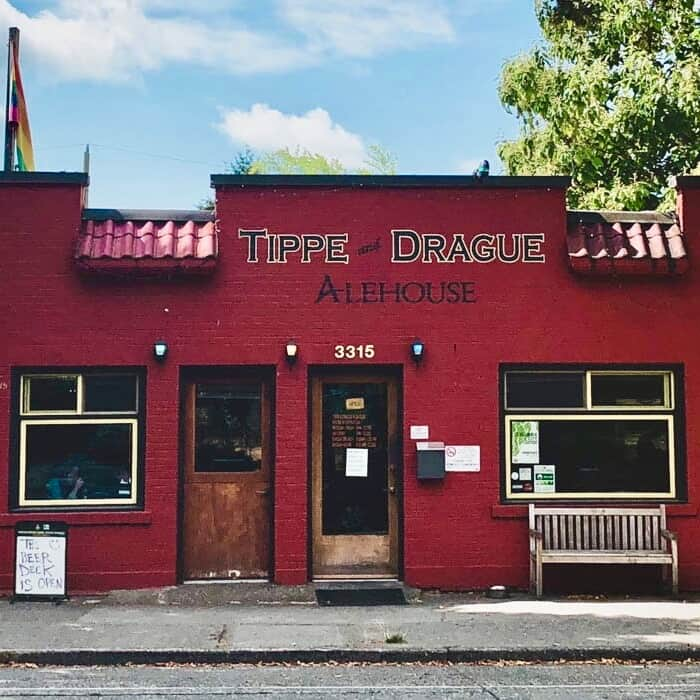 Tippe and Drague, Seattle
