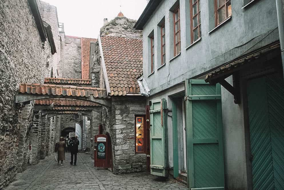 St. Catherine's Passageway, Tallinn