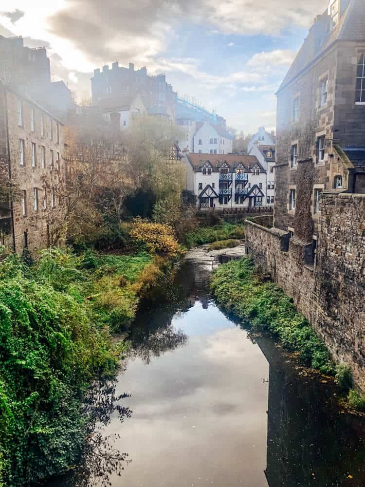 Leith Water Walkway, Edinburgh