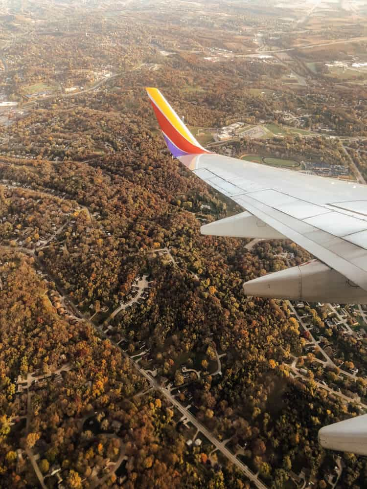 Southwest Flight