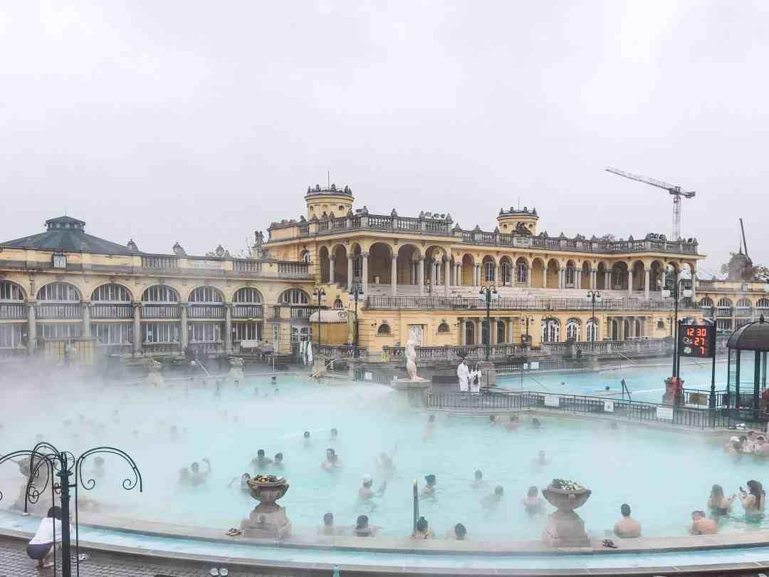 Thermal Bath - Budapest