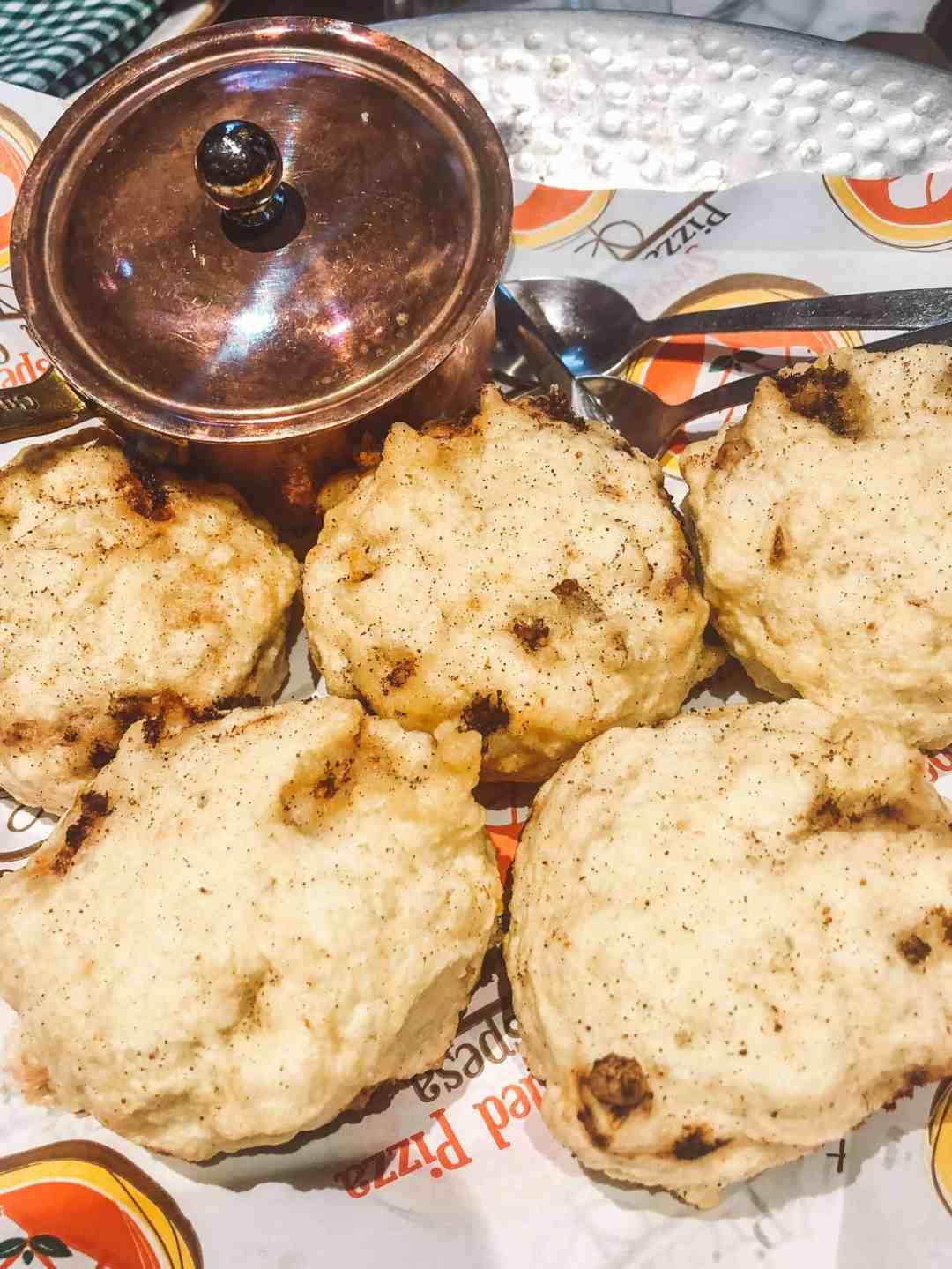 Fried Pasta - Naples