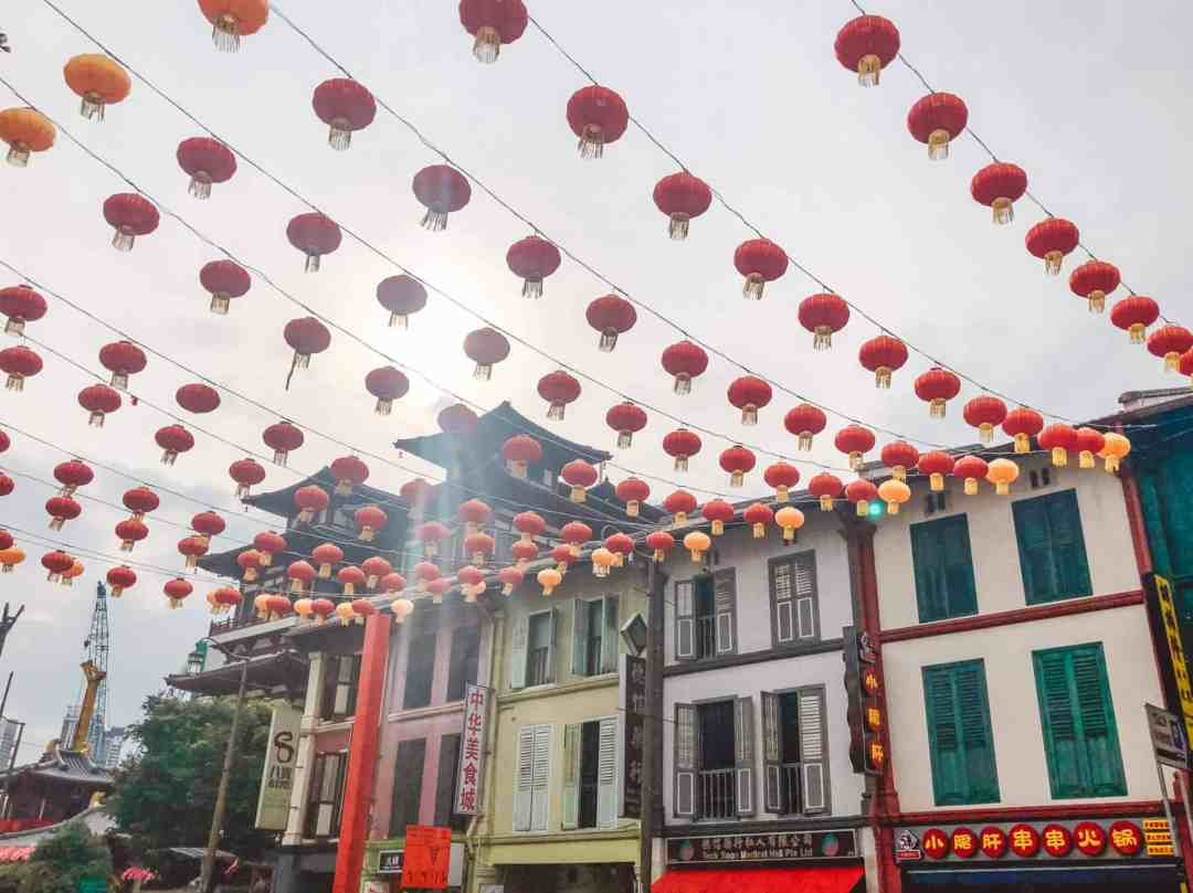 48 Hours in Singapore - Chinatown