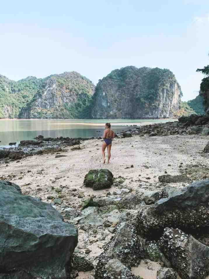 Thailand vs Vietnam - Ha Long Bay