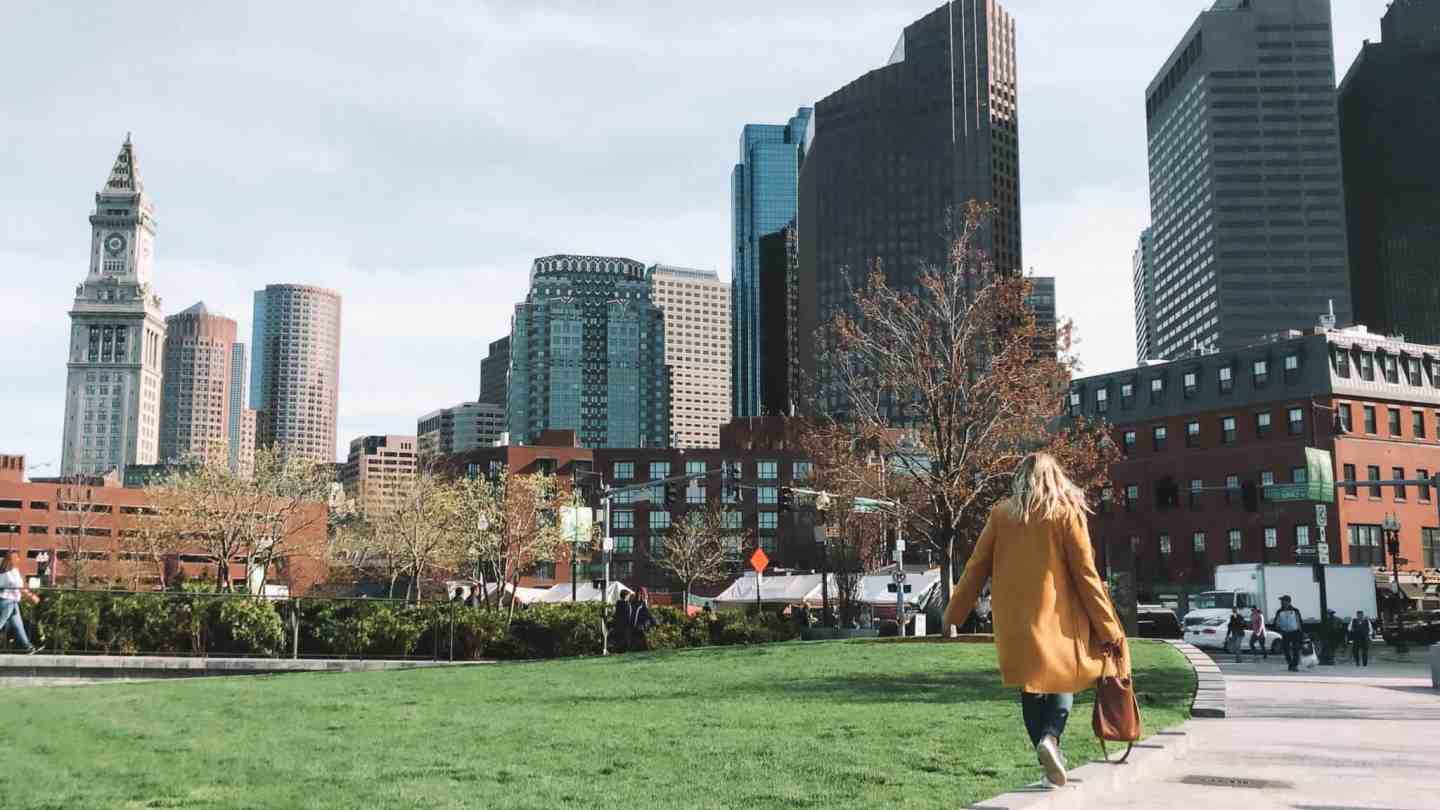 Eight Day Vacation on the East Coast - Boston's North End