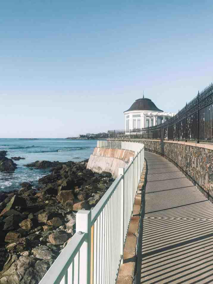 Cliff Walk - Newport, RI