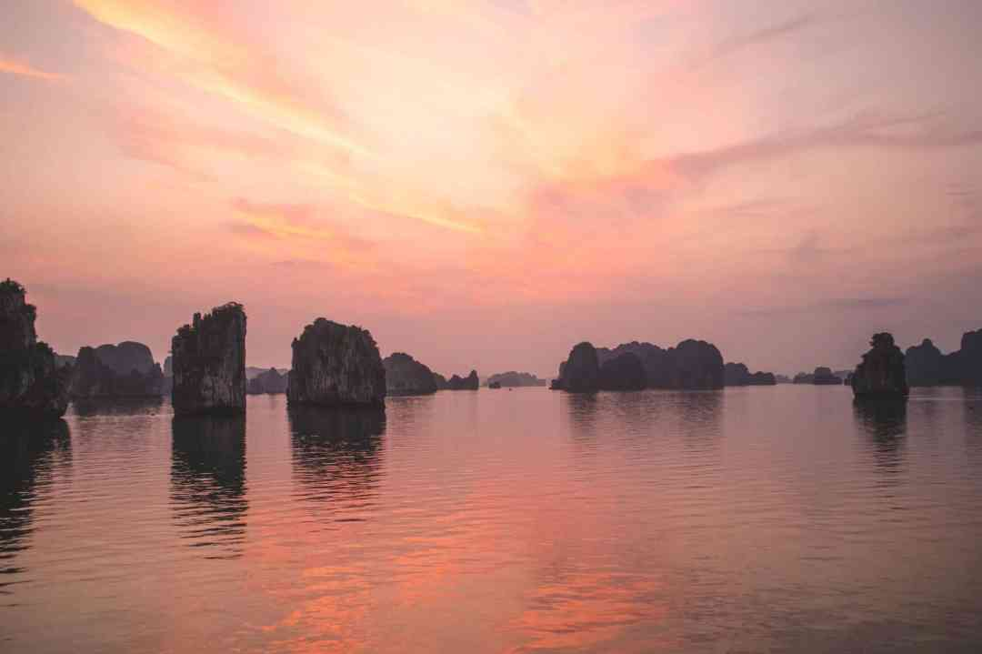 1.5 Weeks in Vietnam - Ha Long Bay