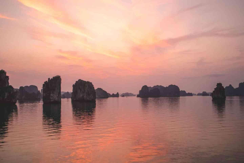 1.5 Weeks in Vietnam - Ha Long Bay