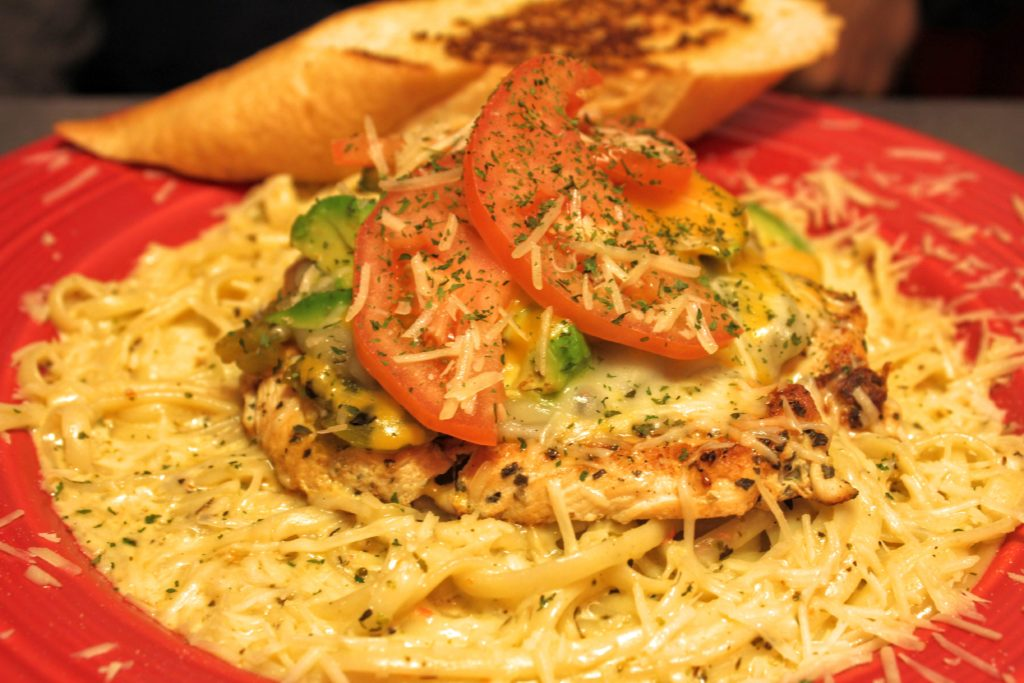 Epic Pasta at Blue Moon Diner is one of Farmington's Best Kept Secrets