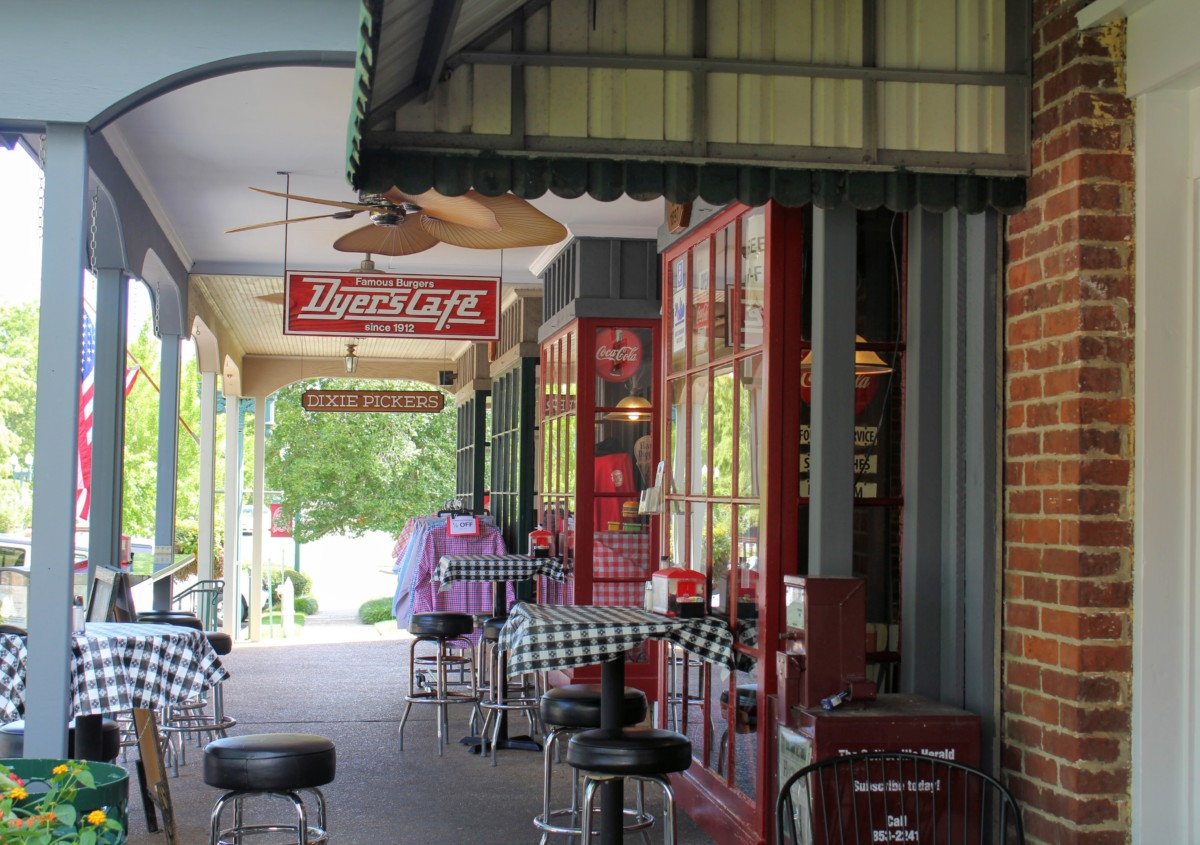 Pocket Guide to Collierville Cafe