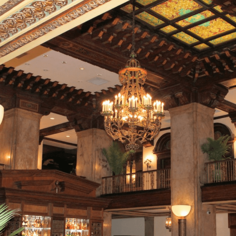 Peabody Hotel Featured Image