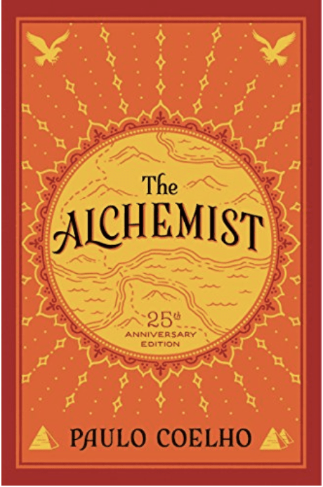 The Alchemist is one of the most popular soul searching books of all time. Read it when you're lost, found, and in between.