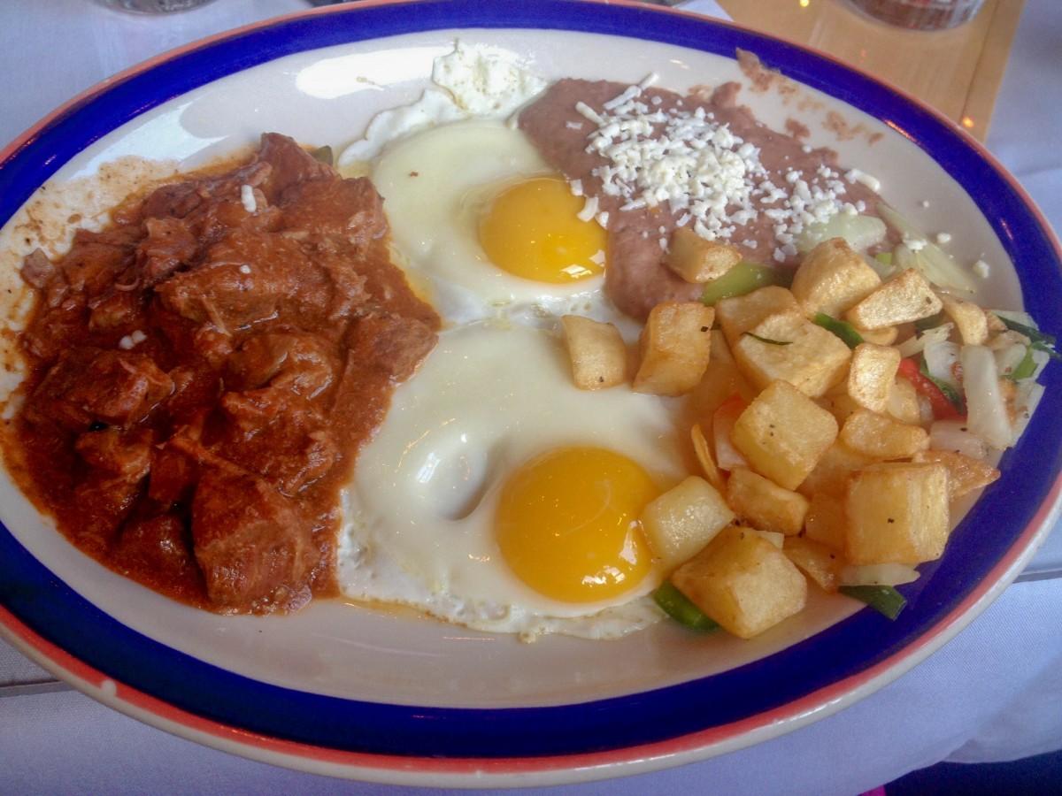 Traditional Texas Food : San Antonio Tex Mex