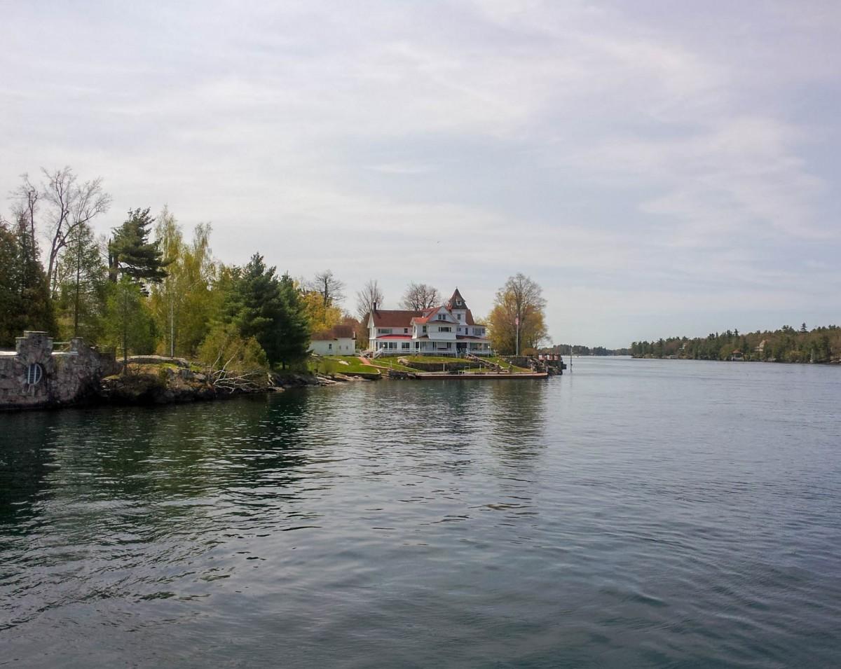 Thousand Islands photos dream vacation home