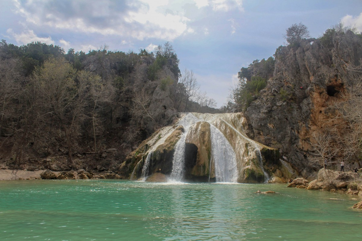 Turner Falls Front Facing Water View