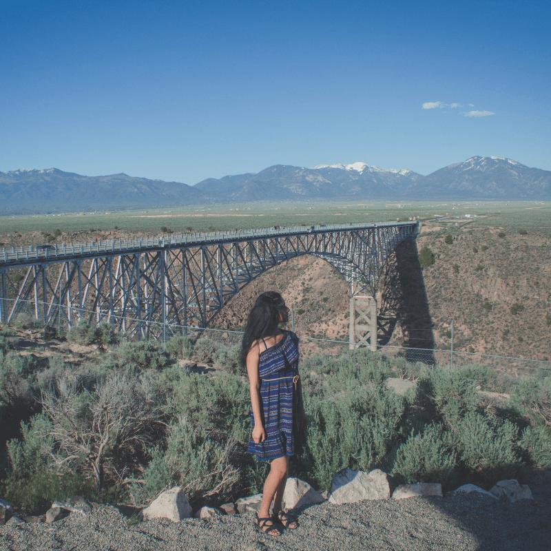 Santa Fe to Taos road trip featured image