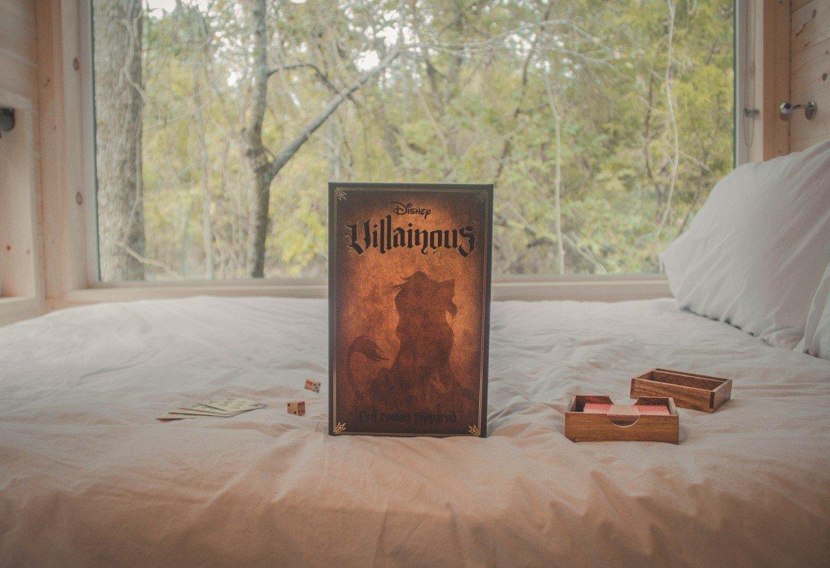 Getaway House Review: setting up Villanious
