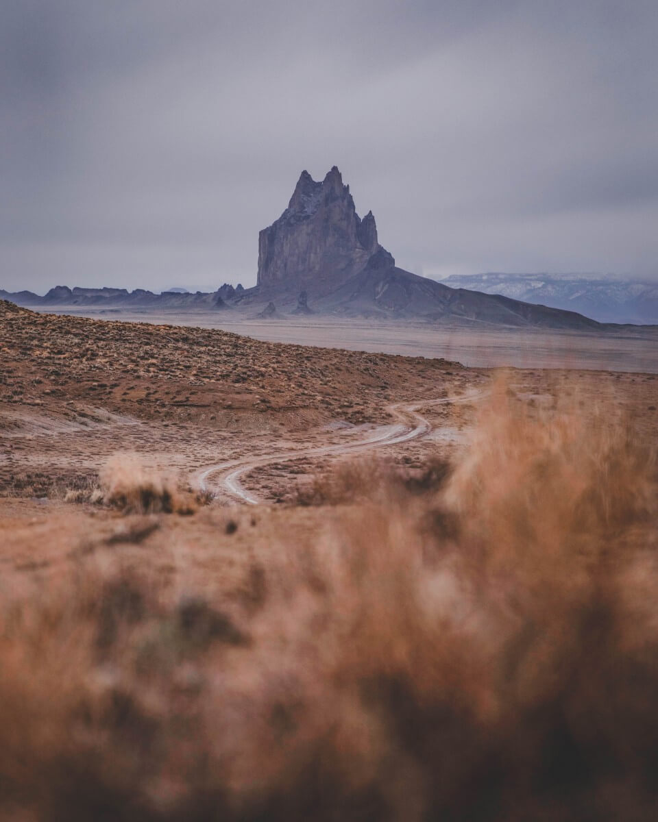 Shiprock in Farmington