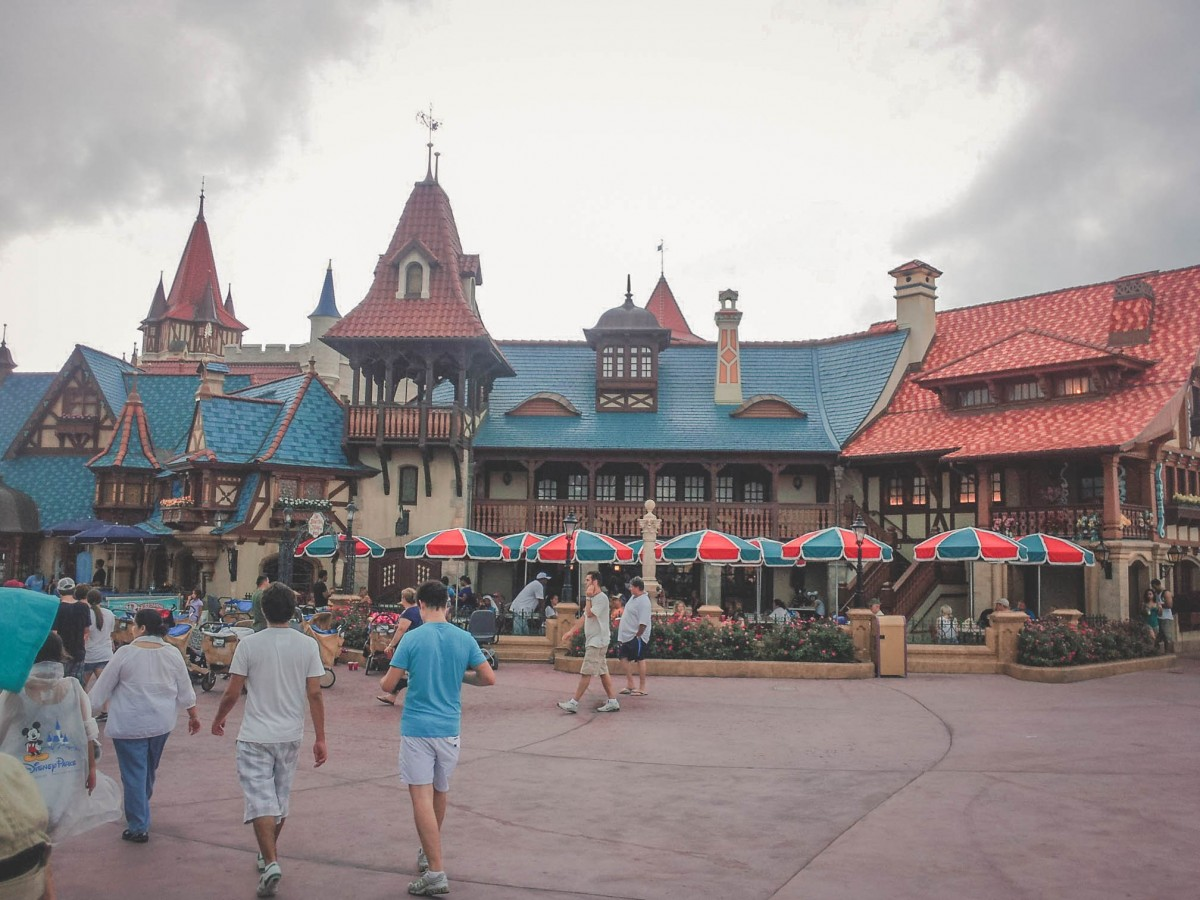 Eatery in one day in Magic Kingdom