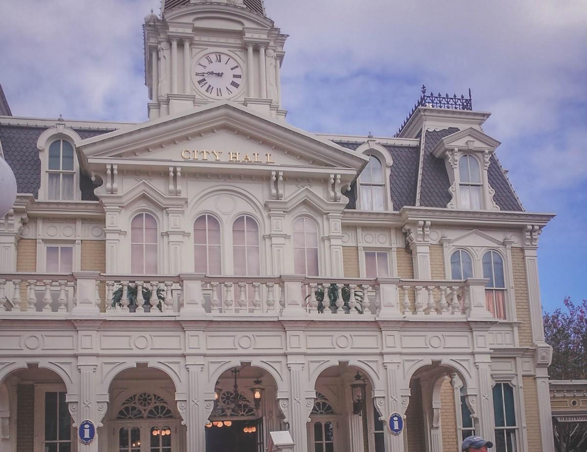 City Hall at Liberty Square
