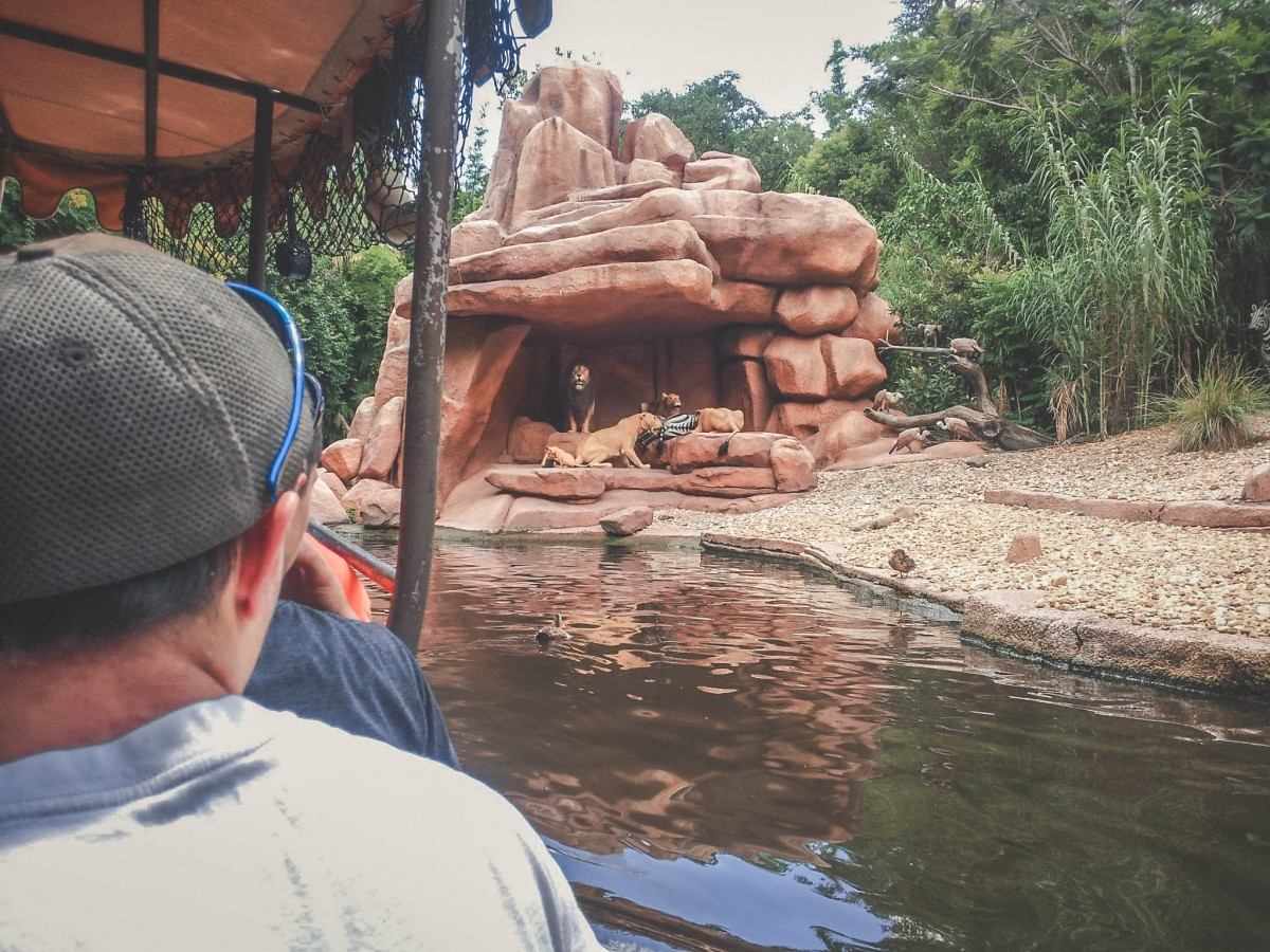 Jungle Cruise if you only have one day in Magic Kingdom