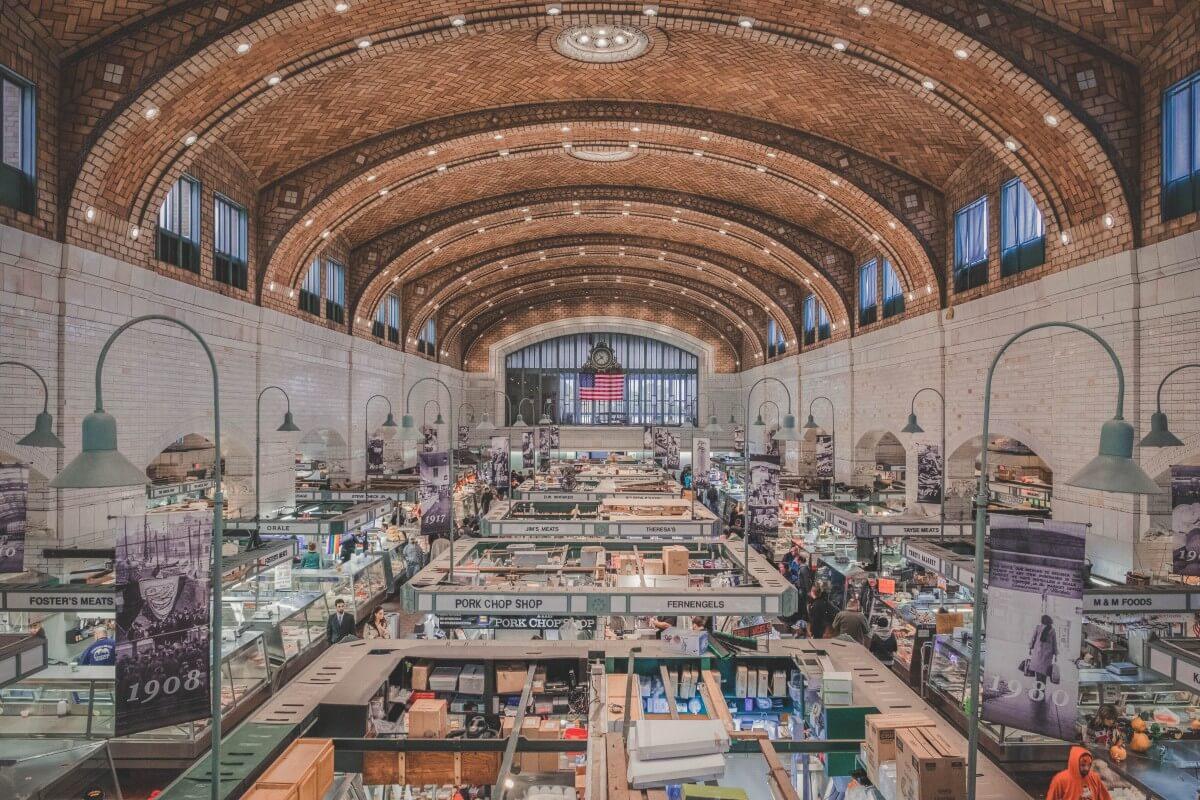 Ohio market hall